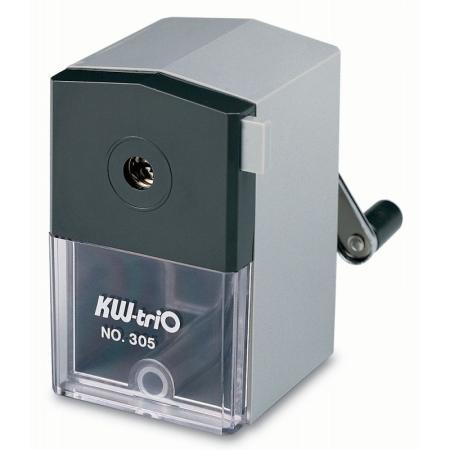 Точилка KW-trio 305A пластик ассорти