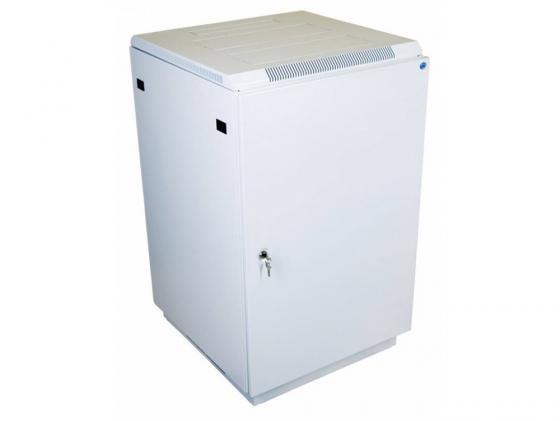 Шкаф напольный 27U ЦМО ШТК-М-27.6.6-3ААА 600x620mm белый шкаф цмо напольный разборный 19 27u 600x600мм дверь стекло
