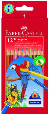 Набор цветных карандашей Faber-Castell D75 12 шт 116512 faber orizzonte eg8 x a 60 active