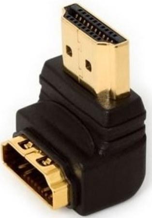 Фото - Переходник HDMI- HDMI 5bites позолоченные контакты г-образный HA1005 переходник hdmi 5bites ha1005 г образный черный