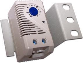 Термостат Lanmaster TWT-CB-FAN-THR для управления вентиляторами free shipping q5669 60664 for hp designjet t610 t1100 z2100 z3100 z3200 vacuum fan aerosol fan assembly original used