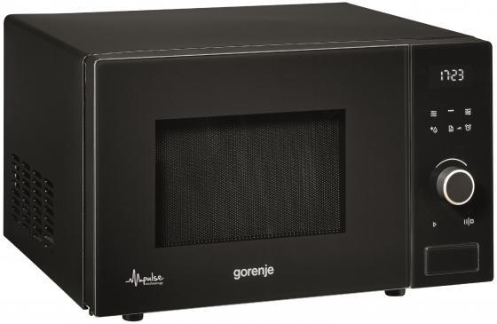Микроволновая печь Gorenje MO21DGB 800 Вт чёрный микроволновая печь midea mm820cj7 b3 800 вт чёрный
