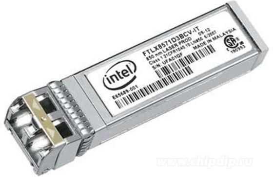все цены на Адаптер Lenovo 10Gb Optical Module by Intel ThinkServer 4XC0F28735 онлайн