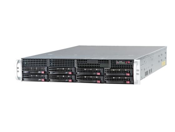 Серверная платформа SuperMicro SYS-6028R-WTR от Just.ru