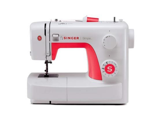 Швейная машина Singer 3210 белый [супермаркет] джингдонг сингер singer швейная машина бытовая электрическая многофункциональная 5511