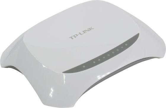 Беспроводной маршрутизатор TP-LINK TL-WR840N 802.11b/g/n 300Mbps 2.4ГГц 20dBm беспроводной маршрутизатор tp link tl wr840n белый
