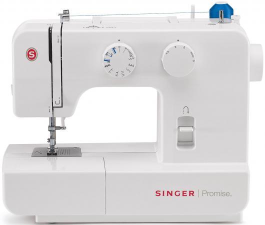 Швейная машина Singer Promise 1409 белый электромеханическая швейная машина singer promise 1408