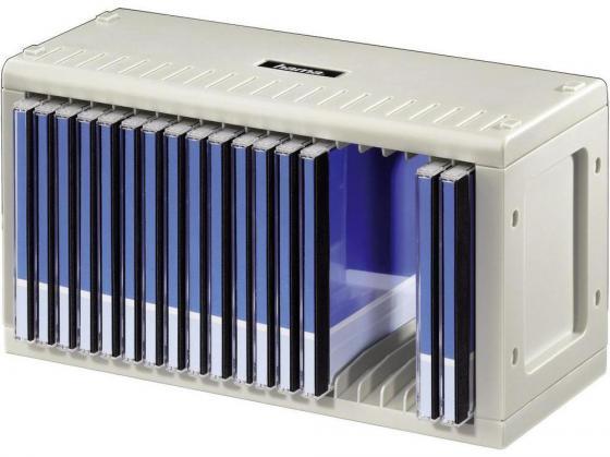 Подставка Hama CD-Rack H-48402 для 20 СD пластик серебристый подставка hama h 48402 серебристый для 20 дисков [00048402]