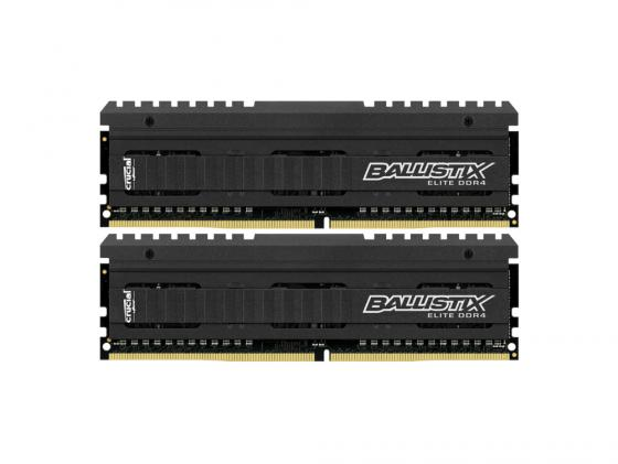Оперативная память 16Gb (2x8Gb) PC4-21300 2666Hz DDR4 DIMM Crucial BLE2C8G4D26AFEA оперативная память 4gb pc4 21300 2666hz ddr4 dimm crucial ble4g4d26afea
