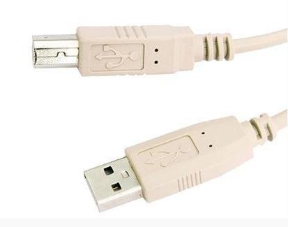 Кабель USB 2.0 AM-BM 1.8м Defender USB04-06p.bag 83763 кабель usb 2 0 am bm 1 8м defender с ферритовыми кольцами позол конт