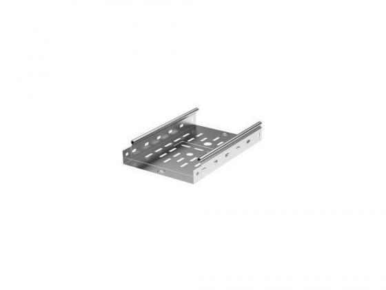 Лоток DKC 35262 100х50 L3000 перфорированный металл  напольный канал сsp n 75x17 g серый 2м dkc 01332