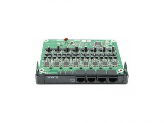 Плата расширения Panasonic KX-NS5172X блок расширения panasonic kx ns520ru