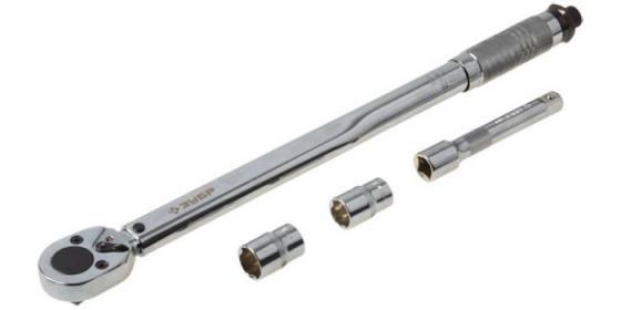 Ключ Stayer ЭКСПЕРТ с торцовыми головкам и удлинителем 64094-H4 stayer