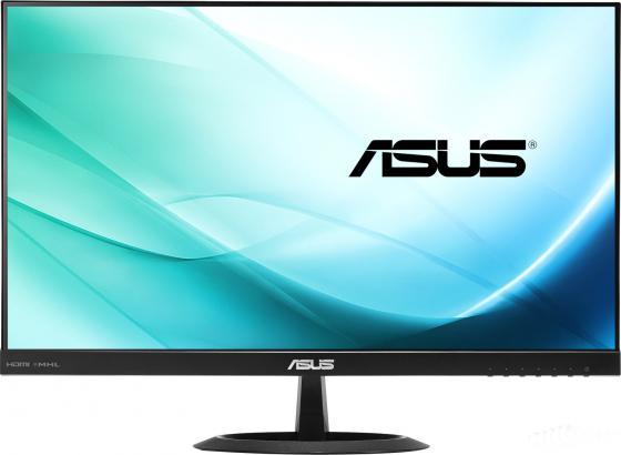 """Монитор 23.8"""" ASUS VX24АH черный AH-IPS 2560x1440 300 cd/m^2 5 ms Аудио HDMI VGA 90LM0110-B01370 монитор asus 24 vx24ah 90lm0110 b01370 90lm0110 b01370"""