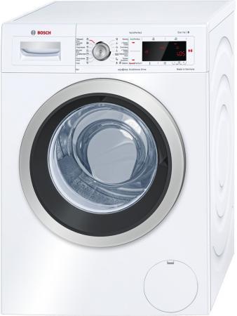 Стиральная машина Bosch WAW28440OE белый стиральная машина siemens wm 10 n 040 oe
