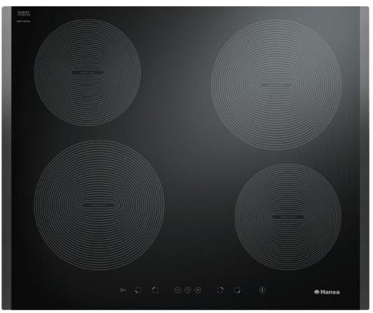 Варочная панель электрическая Hansa BHI68308 черный