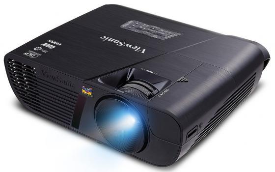 Проектор Viewsonic PJD6350 DLP 1024x768 3300ANSI Lm 20000:1 VGA HDMI RS-232 проектор nec me401x lcd 1024x768 4000 ansi lm