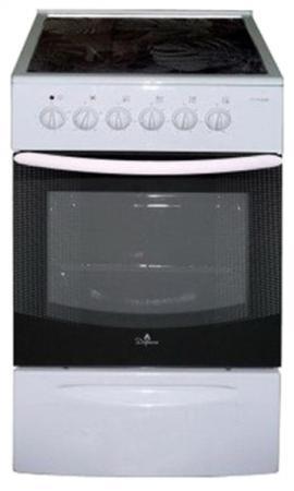 Электрическая плита Darina 1B EC341 606 W белый электрическая плита darina 1 b ec 331 606 w
