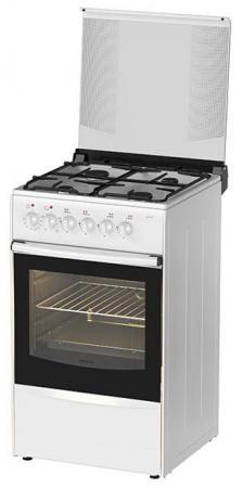 Комбинированная плита Дарина 1B KM441 301 W белый плита дарина 1 b gm441 105w