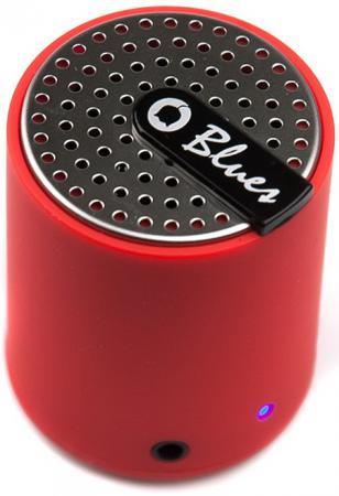 Колонка 1.0 Dialog AC-51BT 2W Bluetooth красный компьютерная акустика dialog ac 01up ac 01up black