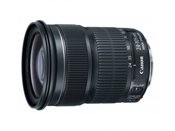 Объектив Canon F3.5-5.6 IS STM 24-105мм F/3.5-5.6 9521B005 цена и фото