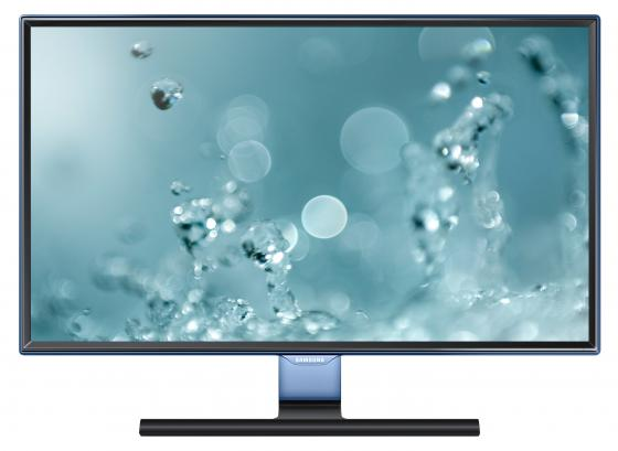 Монитор 23.6 Samsung S24E390HL черный PLS 1920x1080 250 cd/m^2 4 ms HDMI VGA Аудио монитор 24 samsung s24h650gdi черный pls 1920x1200 250 cd m^2 4 ms hdmi displayport vga usb ls24h650gdixci