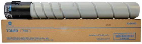 Картридж Konica Minolta TN-322 для bizhub 224e 284e 364e черный 28800стр картридж для принтера yes dr311k dr311c konica minolta bizhub c220 c280 c360 4 lot