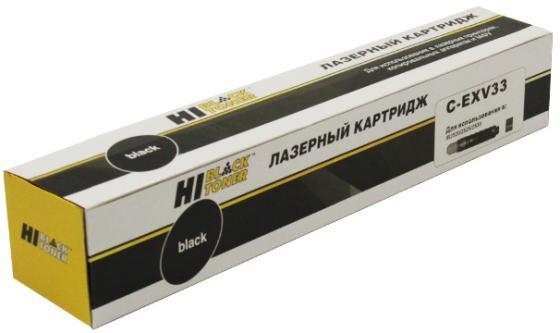 Фото - Картридж Hi-Black C-EXV33 для Canon iR2520/2525/2530 3000стр Черный картридж t2 tc cexv33 для canon ir 2520 2525 2530 2535 2540 черный 14600стр