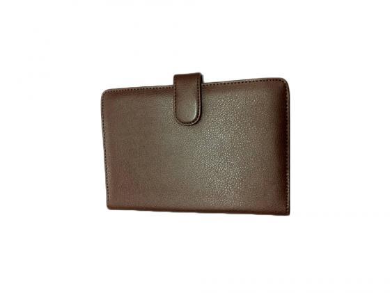 цена на Чехол IT BAGGAGE Универсальный для планшета 6 искусственная кожа коричневый ITKT01-2
