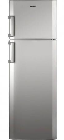 Холодильник Beko DS 333020 S серебристый холодильник beko ds 325000 s
