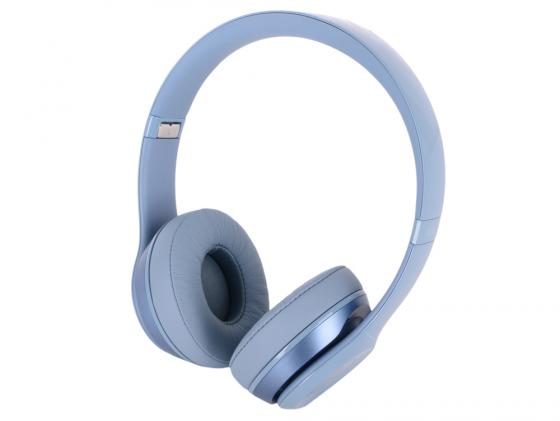 Наушники Apple Beats Solo2 On-Ear Headphones серебристый MH982ZM/A наушники apple beats solo2 on ear headphones синий mhbj2ze a