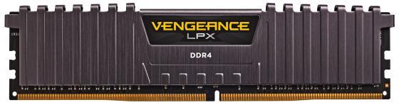 Оперативная память 4Gb PC4-19200 2400MHz DDR4 DIMM Corsair CMK4GX4M1A2400C14 стоимость