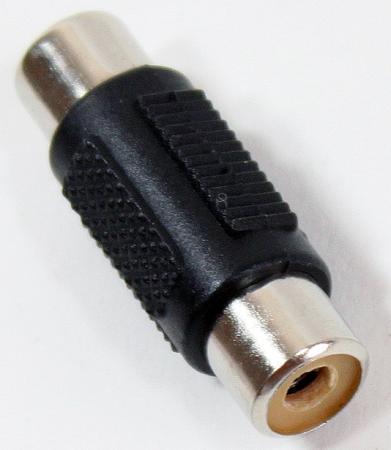 Фото - Переходник VCOM Telecom RCA(F)-RCA(F) VAD7849 переходник