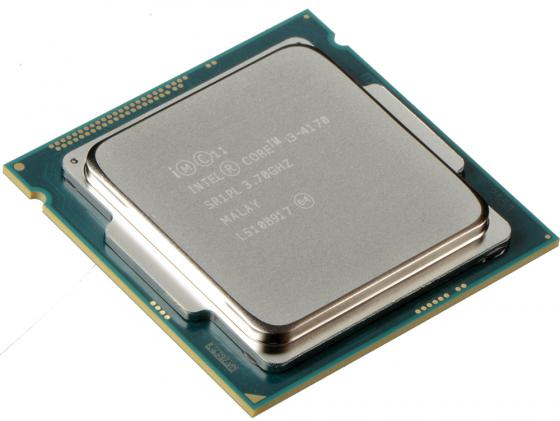 Процессор Intel Core i3-4170 3.7GHz 3Mb Socket 1150 BOX процессор intel core i3 4170 3 7ghz 3mb socket 1150 box