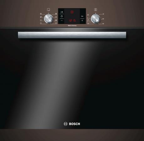 Электрический шкаф Bosch HBA23S140R коричневый