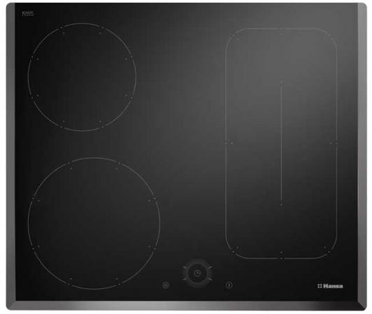 Варочная панель электрическая Hansa BHI68628 черный электрическая варочная панель teka tb 630