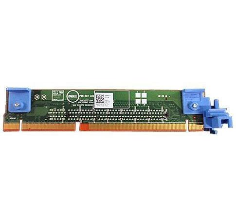 Райзер Dell PE R630 PCIe Riser 1 x8 PCIe + 1 x16 PCIe x8 2PCI 1P 330-BBEX riser gen3 0 pci e pcie x8 to x16 graphics card extension ribbon cable elbow design 64g bps pci express 8x 16x
