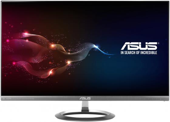 Монитор 27 ASUS MX27AQ cерый AH-IPS 2560x1440 300 cd/m^2 5 ms HDMI DisplayPort Аудио 90LM0140-B01670 монитор mx27aq