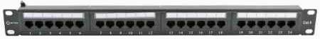 Патч-панель ITK PP48-2UC5EU-K05 2U 48 портов IDC Krone фальш панель itk fp05 02u 19 2u черный