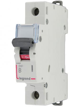 Автоматический выключатель Legrand TX3 6kA тип B 1П 16А 403972 цена в Москве и Питере