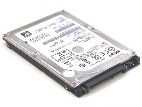 купить Жесткий диск для ноутбука 2.5 1 Tb 7200rpm 32Mb HGST Travelstar 7K1000 SATA III 6 Gb/s 0J30573 онлайн