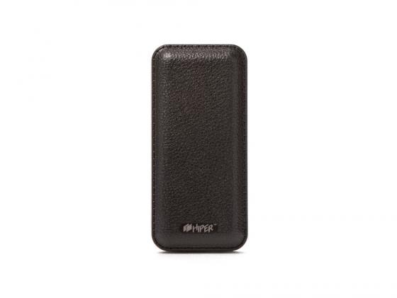 все цены на Портативное зарядное устройство HIPER Power Bank SP5000 5000мАч черный онлайн