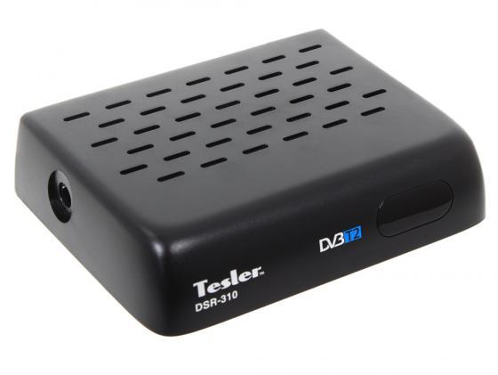 Тюнер цифровой DVB-T2 TESLER DSR-310 original dvb t satlink ws 6990 terrestrial finder 1 route dvb t modulator av hdmi ws 6990 satlink 6990 digital meter finder
