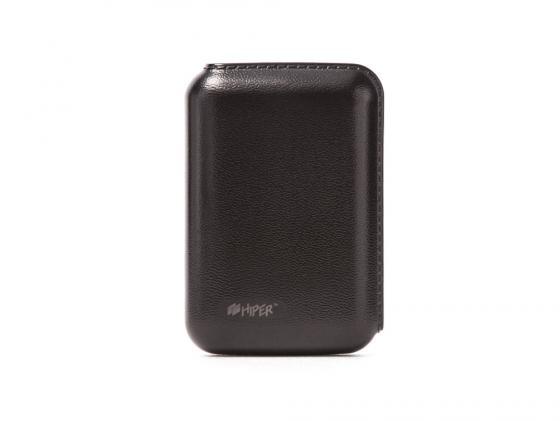 Портативное зарядное устройство HIPER Power Bank SP7500 7500мАч черный портативное зарядное устройство buro rc 7500a b 7500мач черный