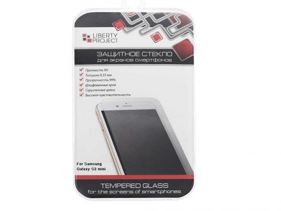 Защитное стекло LP для Samsung Galaxy S3 mini Tempered Glass 0.33 мм 9H прозрачное/ударопрочное 0L-00000519