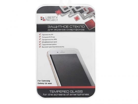 Защитное стекло LP для Samsung Galaxy S5 mini Tempered Glass 0.33 мм 9H прозрачное/ударопрочное 0L-00000515 защитные стекла liberty project защитное стекло lp для alcatel pop 4 plus 5 5 tempered glass 0 33 мм 9h ударопрочное конверт