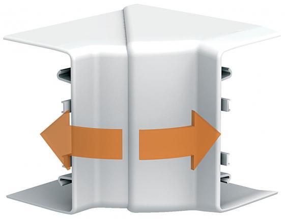 Угол короба Schneider Electric OptiLine внутренний 75х55мм ISM10101