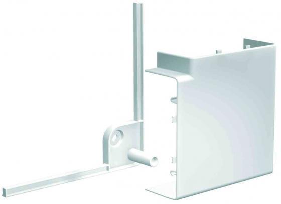 Угол короба Schneider Electric OptiLine плоский 75х55мм ISM10103 угол короба schneider electric optiline внутренний 95х55мм ism10201