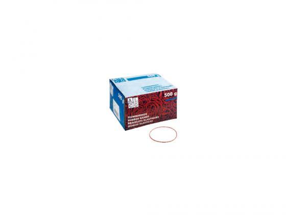 Резинки для купюр Alco диаметр 100 мм 500г красные в картонной упаковке майка print bar alco r