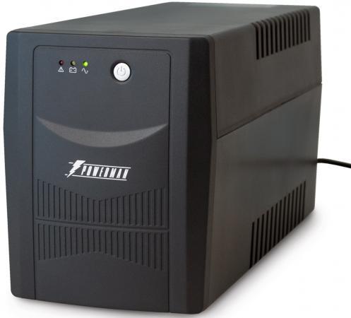 ИБП Powerman Back Pro 800 Plus 800VA 540Вт батарея powerman ca1290 12v 9ah